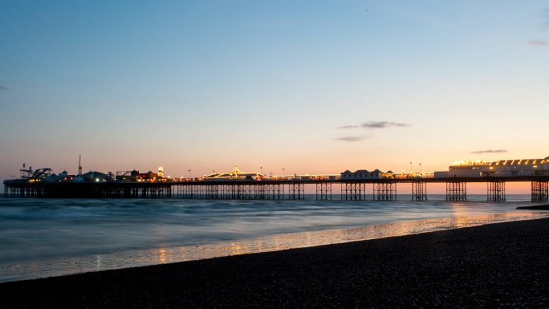 Dartmoor Photographer Helen Northcott Brighton Pier