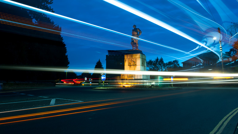 Dartmoor Phtographer Helen Northcott, Tavistock Traffic Trails