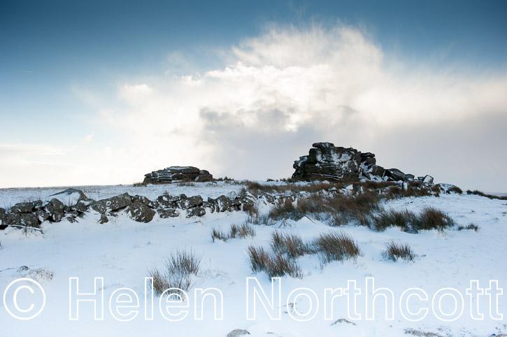 Dartmoor South Hessary Tor