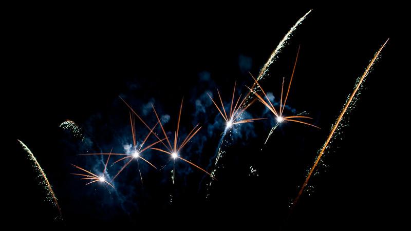 Dartmoor Photographer - Firework Photography