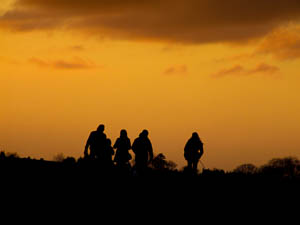 Dartmoor Photographer - Silhouettes