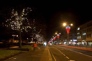 Dartmoor Photographer - Photograph Christmas Lights