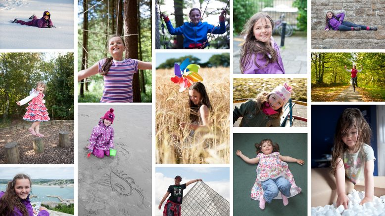 Photographing Kids - How to take better photos of your children
