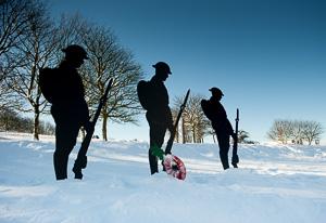Dartmoor Photographer - Rule of Odds