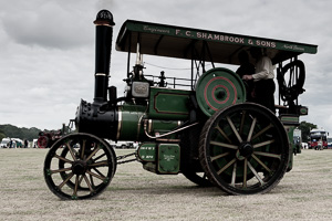 Steam Fair Traction Engine