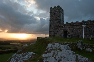Dartmoor Photographer - Brent Tor