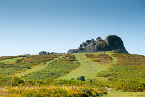 Dartmoor Photographer - Haytor