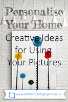 Personalise your Home - Creative ways to use your photographs