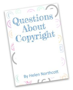 Questions About Copyright Ebook by Helen Northcott