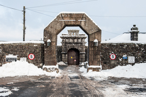 Dartmoor Prison Gate