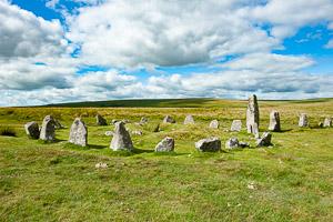 Hingstone HIll Stone Circle