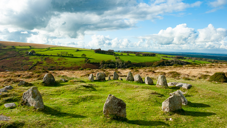 Dartmoor Stone Circles