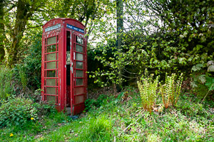 Heatree Cross Phone Box