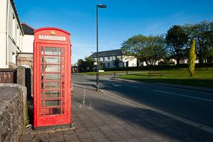 Princetown Telephone Box