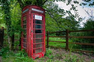 Bedford Bridge Phone Box