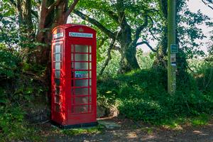 Barrow Way Cross Telephone