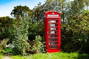 Northmore Arms - Telephone Kiosk