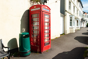 Ashburton Phone Box