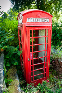 Combe Phone Box