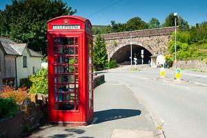 Bittaford Red Phone Box