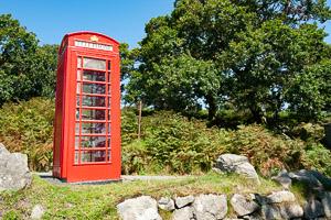 Wotter Red Phone Box