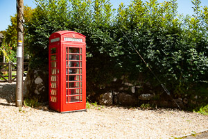 Sheepstor Call Box