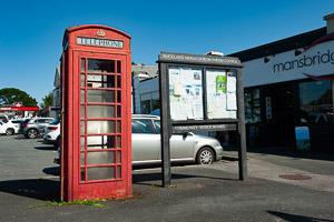 Yelverton Telephone Box