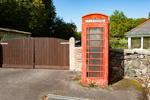 Lydford Mucky Duck Telephone