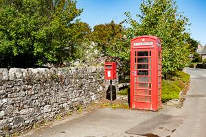Lydford Telephone Box