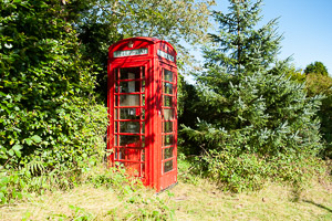 Bellever Red Telephone