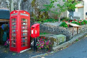Hennock Telephone