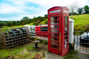 Clearbrook Phonebox