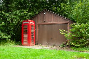 Clifford Bridge Phone Box